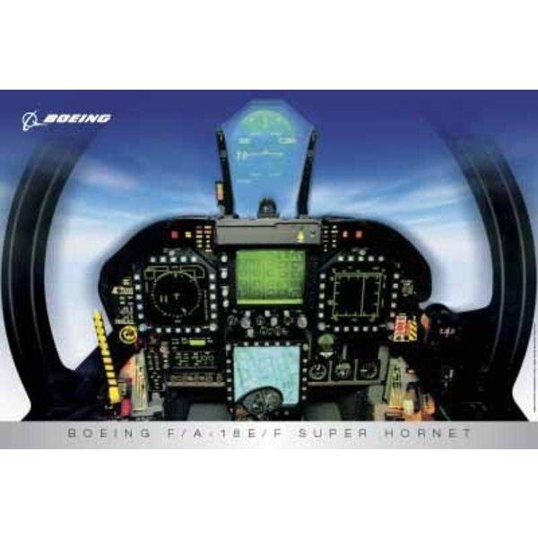 F/A-18 Super Hornet Cockpit Flight Deck