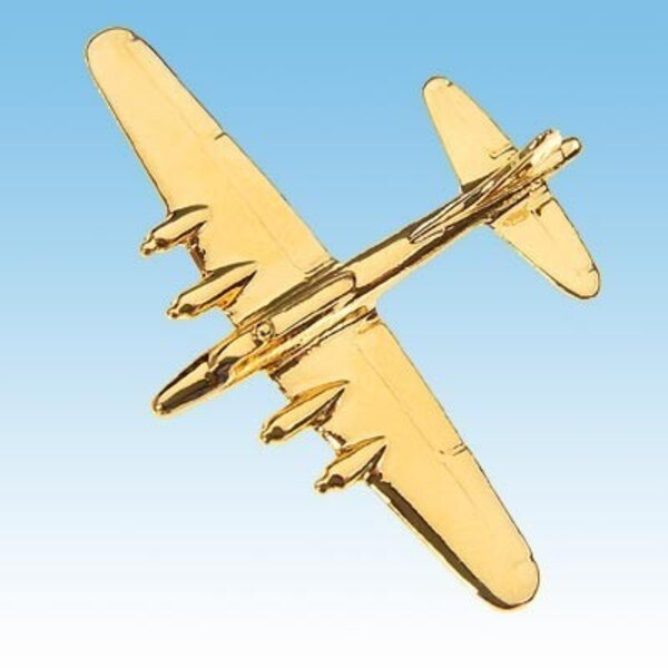 Pin B-17 Fortress