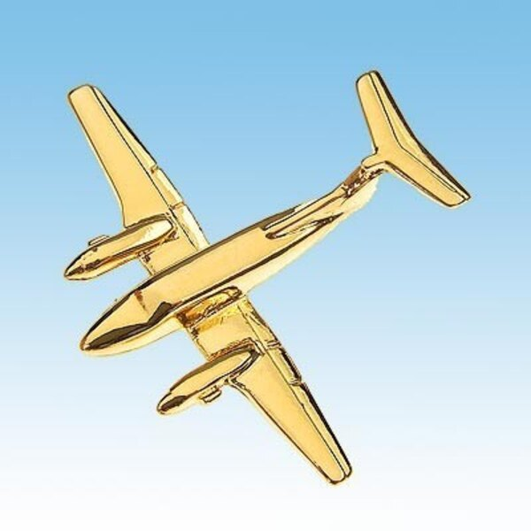 Badges Beech 200 King Air