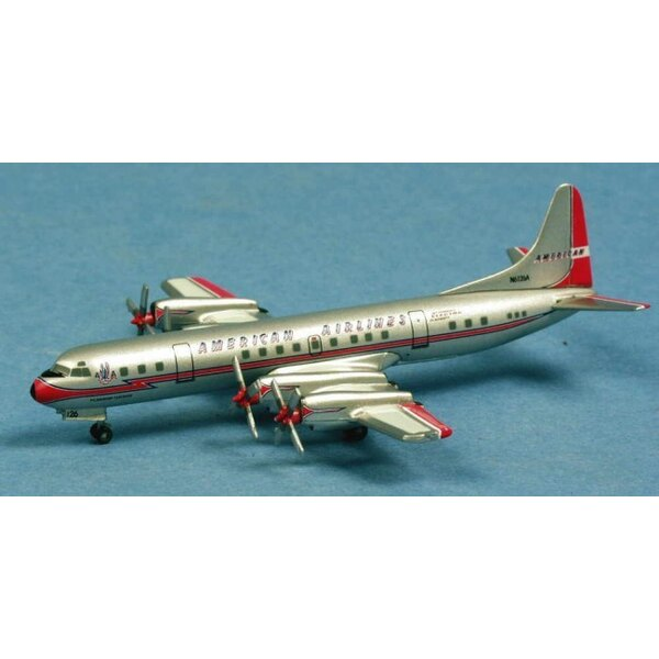 American Airlines L-188A Electra