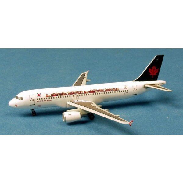 """Air Canada Airbus A320 """"Kinder Miracle Network"""