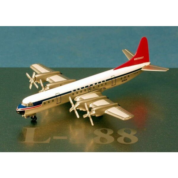 Northwest Airlines L-188A Electra