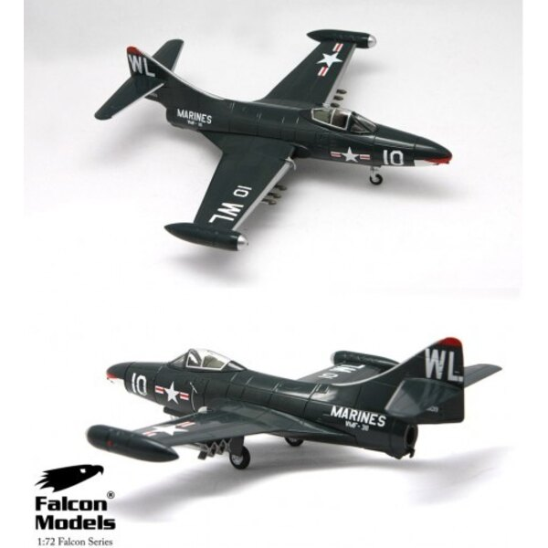 "F9F-5 Panther VMF-311 """"Ted Williams"""" USMC"