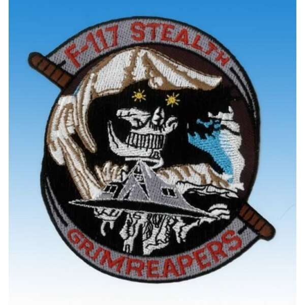 F-117 Stealth Patch-Grimreapers