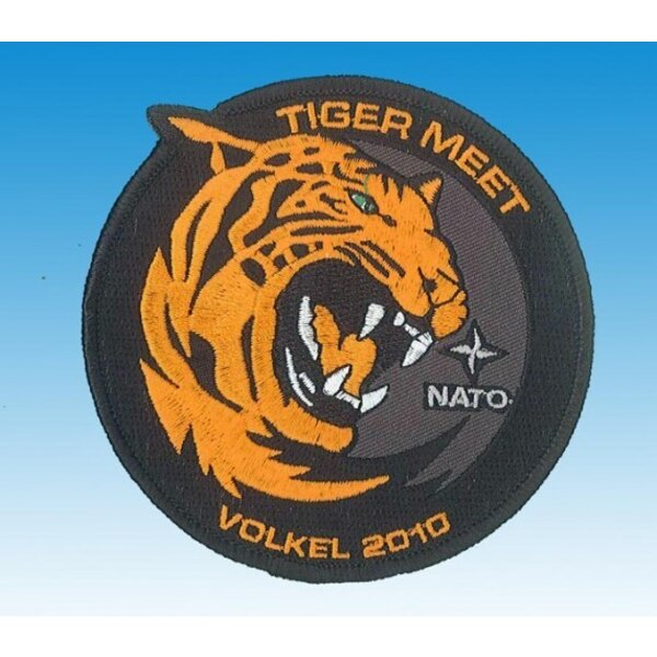 Patch 2010 NATO Tiger Meet Volkel