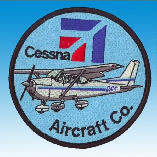 Patch Cessna Aircraft Co