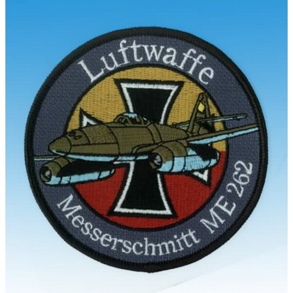 Patch Luftwaffe Messerschmitt Me-262