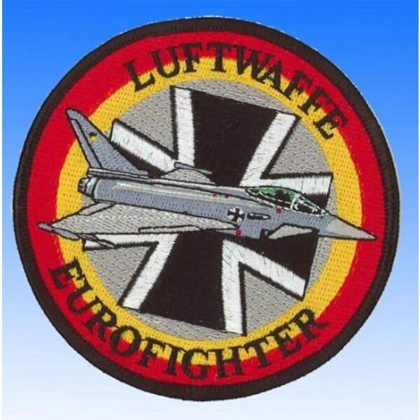 Eurofighter Luftwaffe Patch-