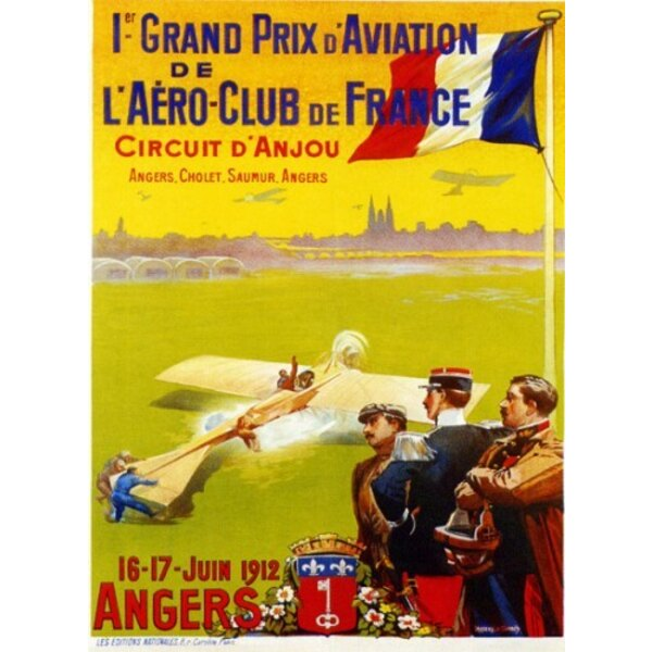 Meeting Angers 1912