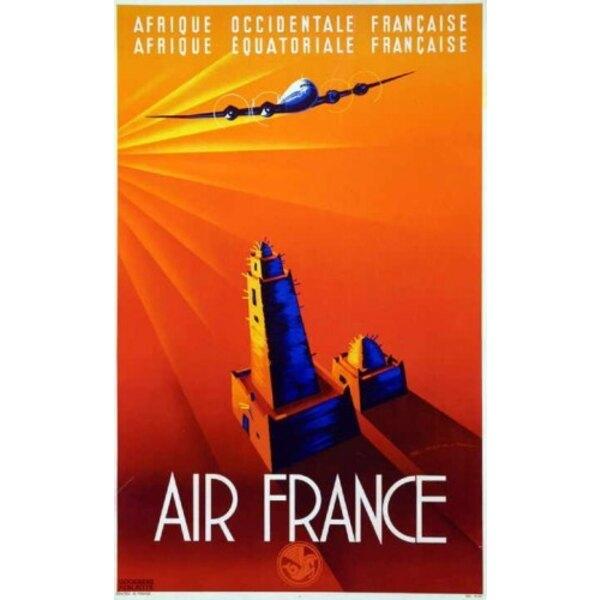 Air France - Französisch-Westafrika - Mauru