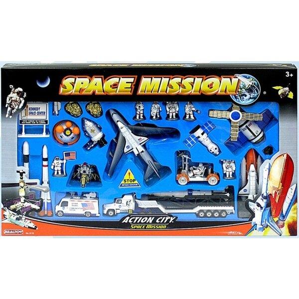 Weltraumforschung Spielplatzgeräte - 28 Stück (x2)