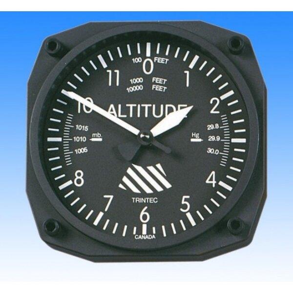 Altimeter Stil Uhr - Wanduhr