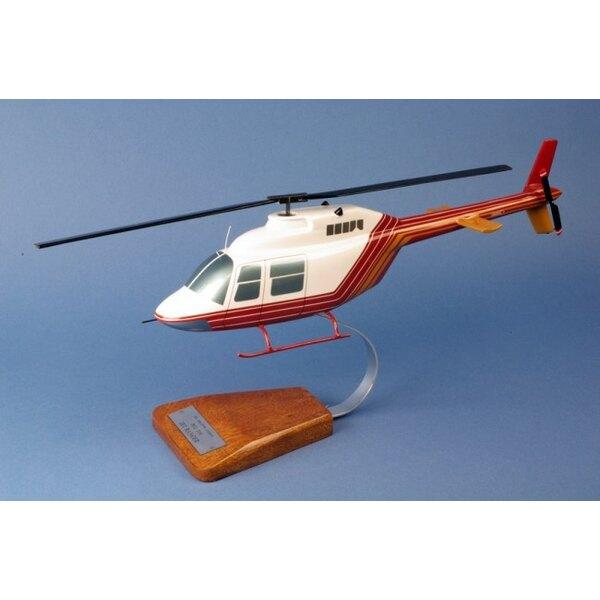 Bell 206.Ein Jet Ranger