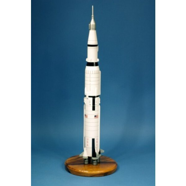 Saturn V - Weltraumrakete