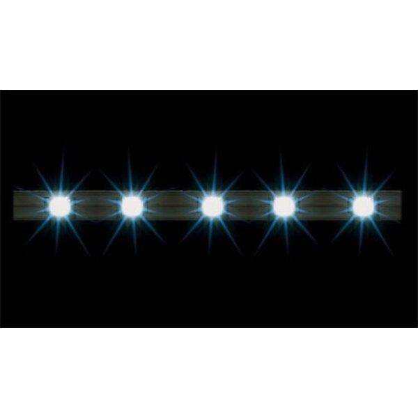 2 LED-Lichtleisten, weiß