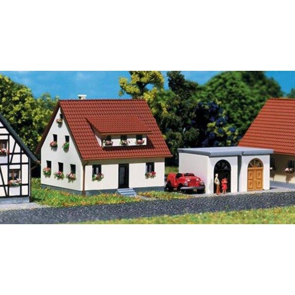 Siedlungshaus mit Garage