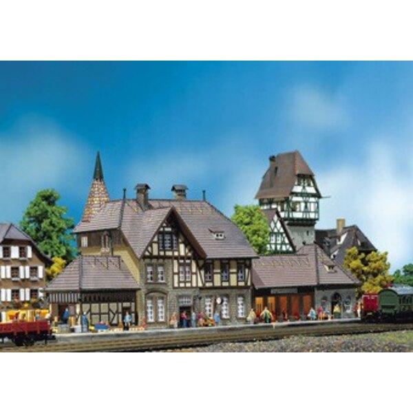 Bahnhof Schwarzburg