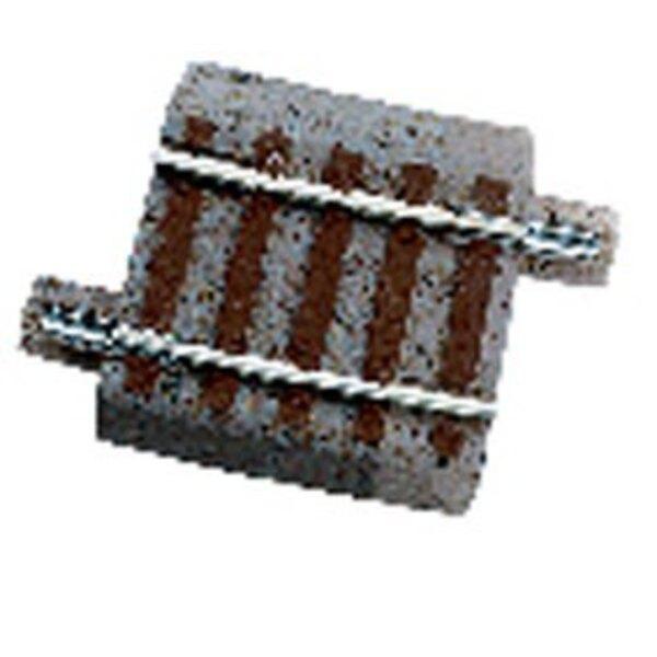 Gebogenes Gleis R3, 7,5 Grad