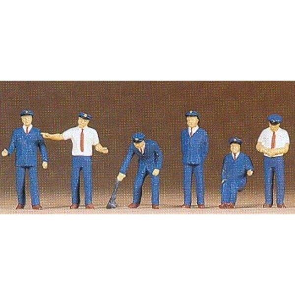 Mitarbeiter auf den Stationen japanischen HO