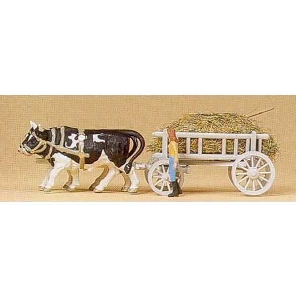 Trolley mit Backofen