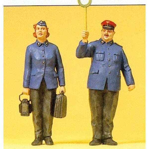 Staff Deutschen Bahn