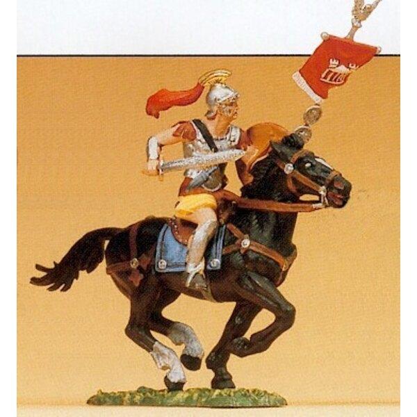 Mounted Vexilarius
