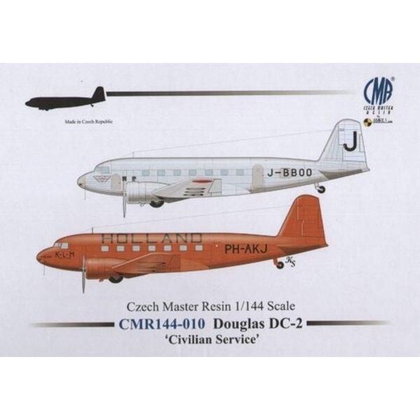 Douglas DC-2 £ £ ZivildienstIn der Mitte der 1930er Jahre die Douglas DC-2 wurde ein neues Kapitel in der modernen Ära des L