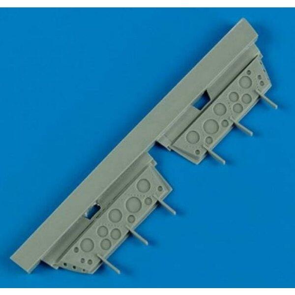 Douglas TBD-1 Devastator Bombe Anblick Türen (entworfen, um mit Great Wall Hobby Kits verwendet werden)