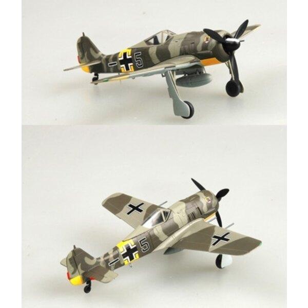 Focke Wulf FW190A-6 -˝Black 5˝ Russie