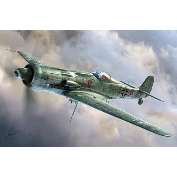 Focke Wulf Ta 152C-1/R14