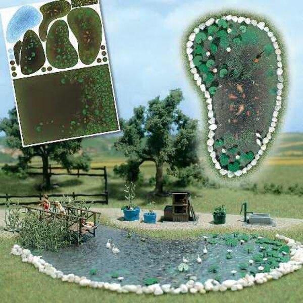 Set Gartenteich