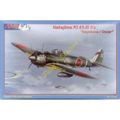 Nakajima Ki.43 III Ko Oscar