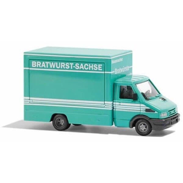 Truck, Straßenverkauf