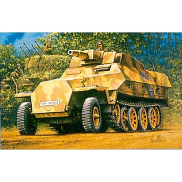 Sd.Kfz.251 / 9 'Stummel'