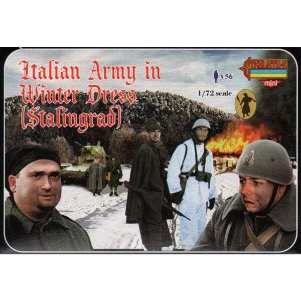 Italienische Armee (2.WK) in Winter Dress (Stalingrad)