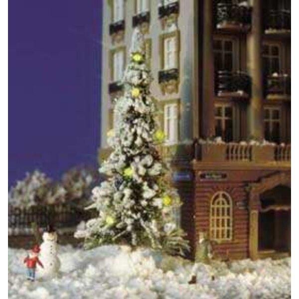 Weihnachtsbaum erleuchtet 7 Dioden