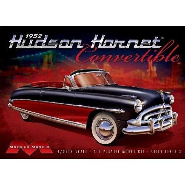 1952 Hudson Hornet ConGrünible