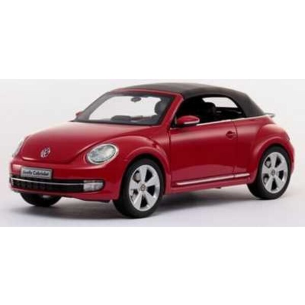 Beetle 2013 Convertible Rouge