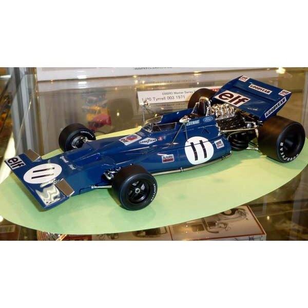 Tyrrell 003 1970 GP Monaco