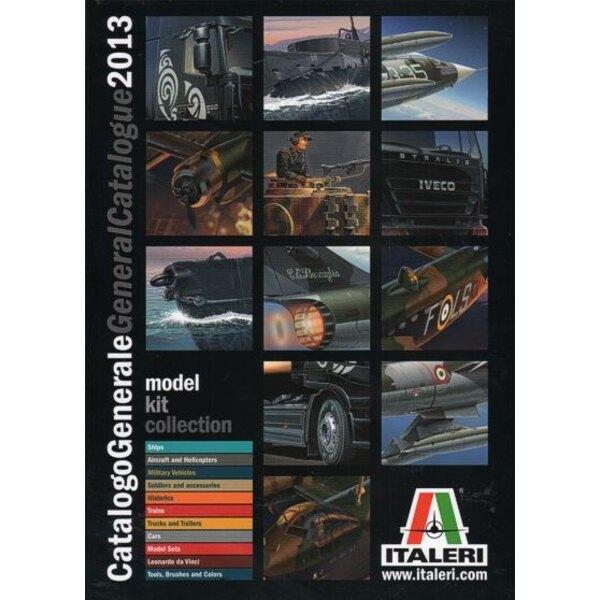 2013 Italeri Katalog