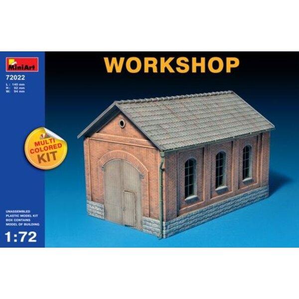 Werkstatt (Bunt Kit)