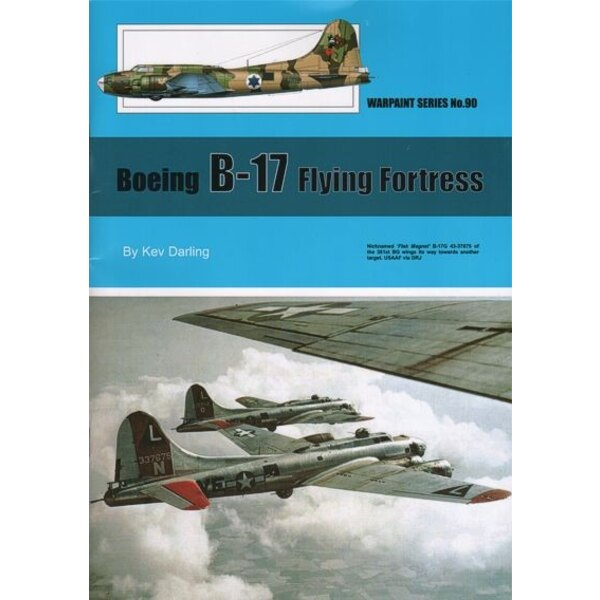 Buch Boeing B-17G Flying Fortress