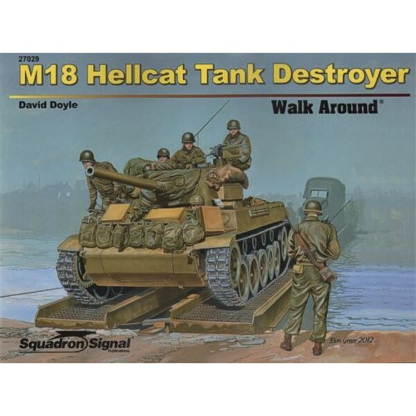 M18 HELLCAT TANK DESTROYER (Soft cover) . Though relatively lightly armored, Buick's M18 Hellcat could top 55 MPH, making it the