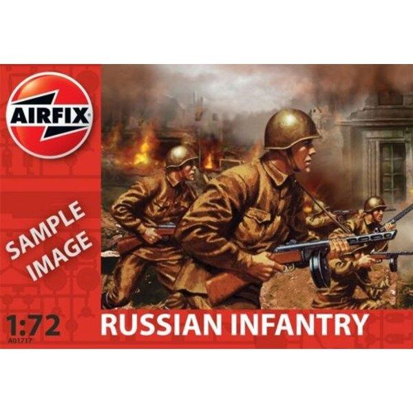 Russische Infanterie (WWII)