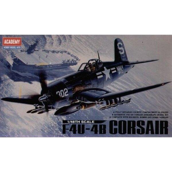 Vought F4U-4B Corsair (WAS AC2124) ** Bitte beachten Sie auch RESTPOSTEN unter alten CODE **