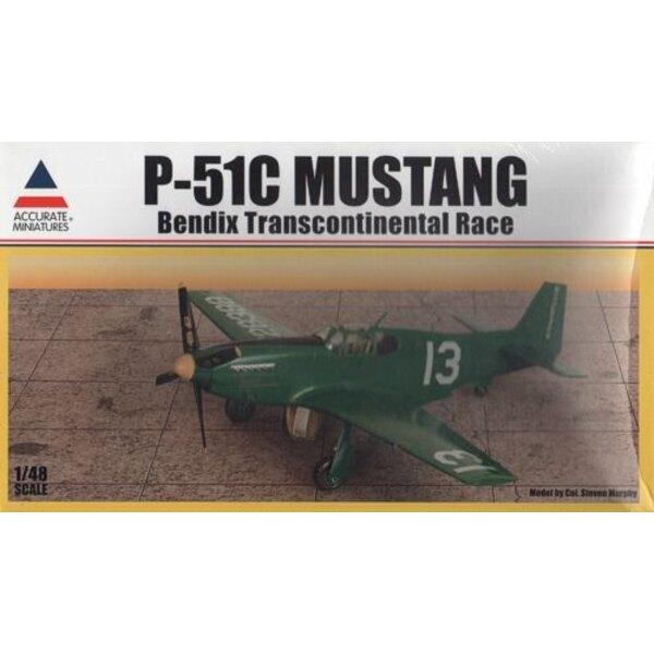 P-51C Mustang Bendix Racer