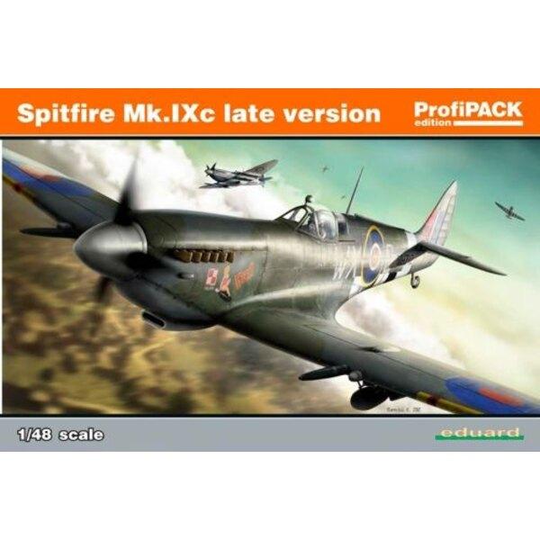 Supermarine Spitfire Mk.IXc späte Version