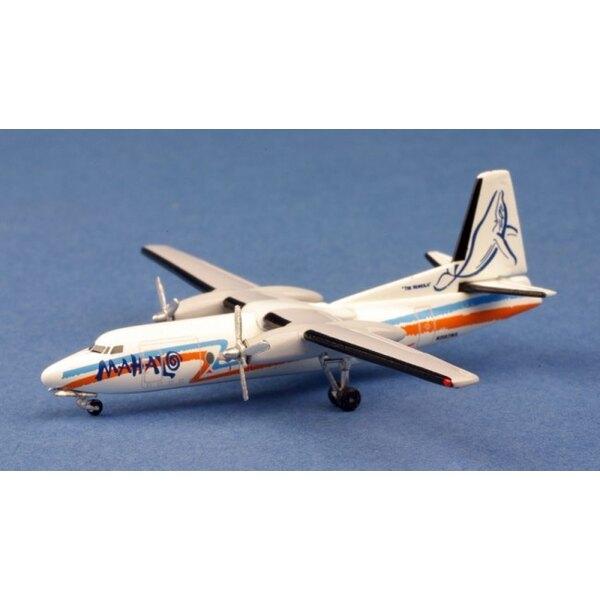 Mahalo Air Fairchild F-27 N982MA Die Kohola