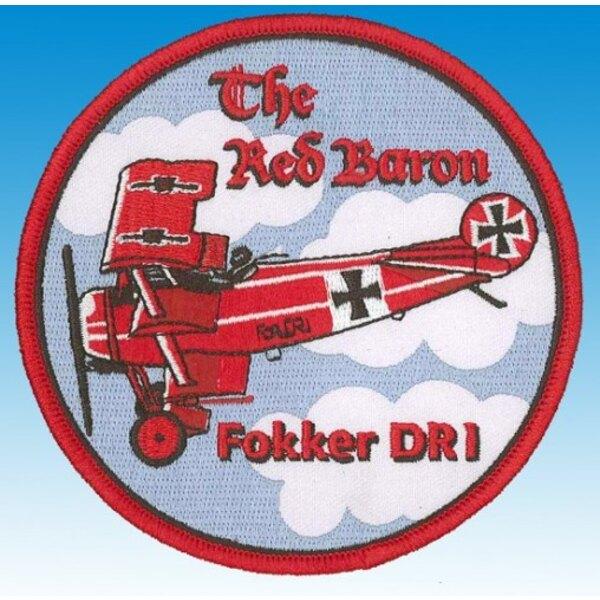 Patch-Fokker DR1 Der Rote Baron