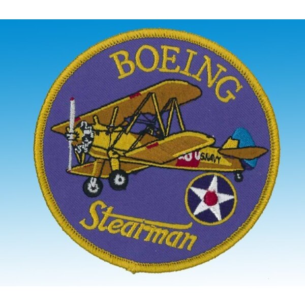 Patch-Boeing Stearman